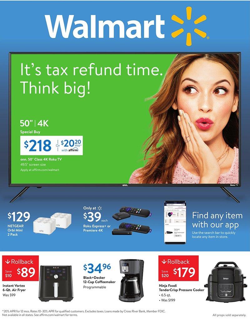 Walmart Weekly February 15 - 27, 2020 Page 1