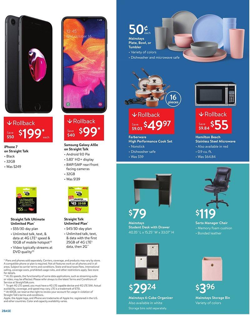 Walmart Weekly February 15 - 27, 2020 Page 2