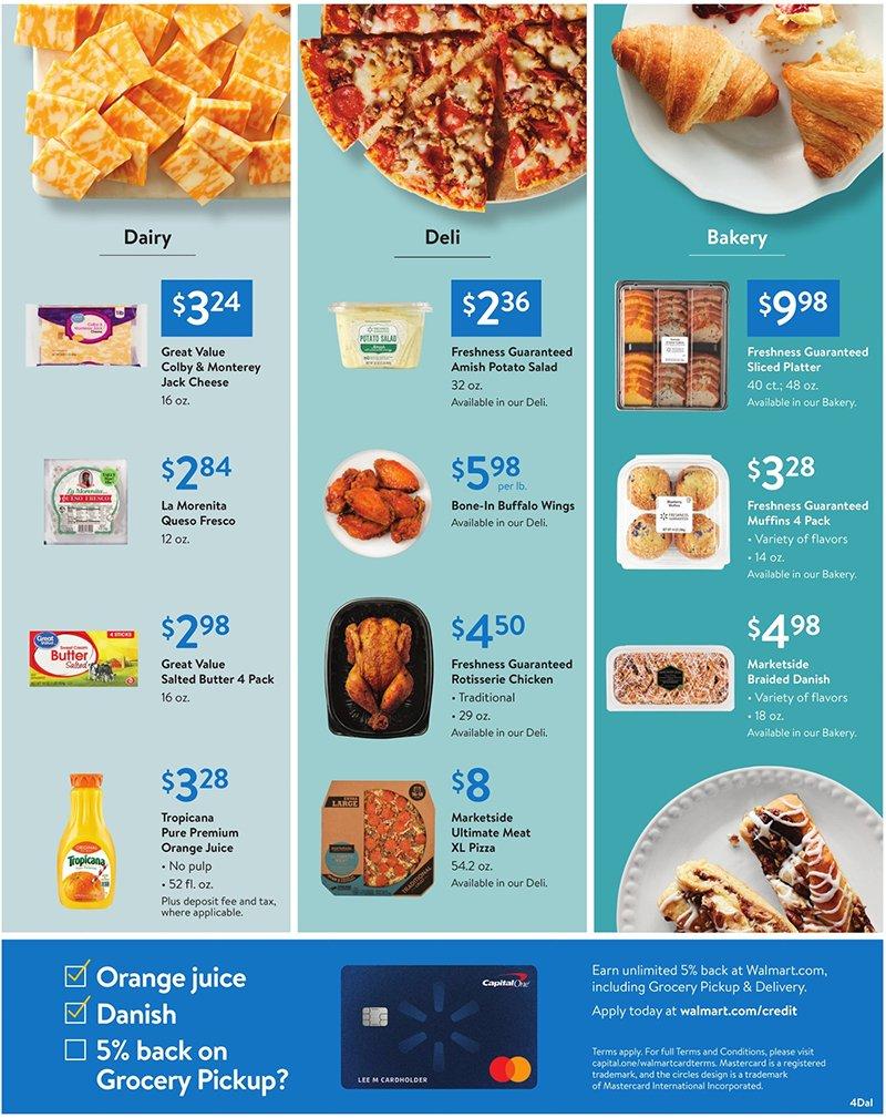 Walmart Weekly February 15 - 27, 2020 Page 4