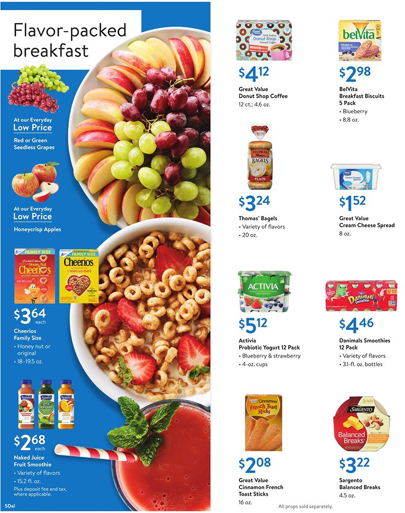 Walmart Weekly February 15 - 27, 2020 Page 5