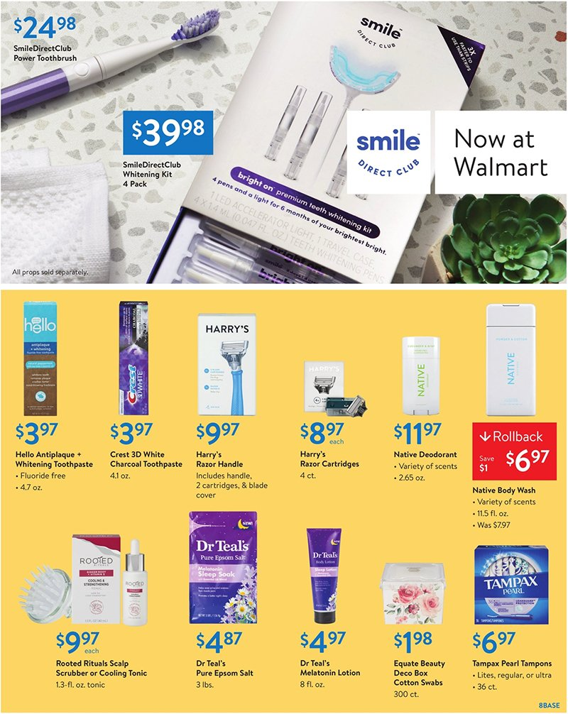 Walmart Weekly February 15 - 27, 2020 Page 8