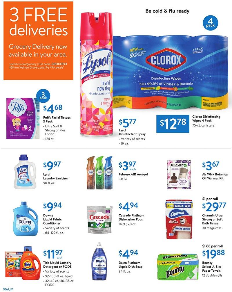 Walmart Weekly February 15 - 27, 2020 Page 9