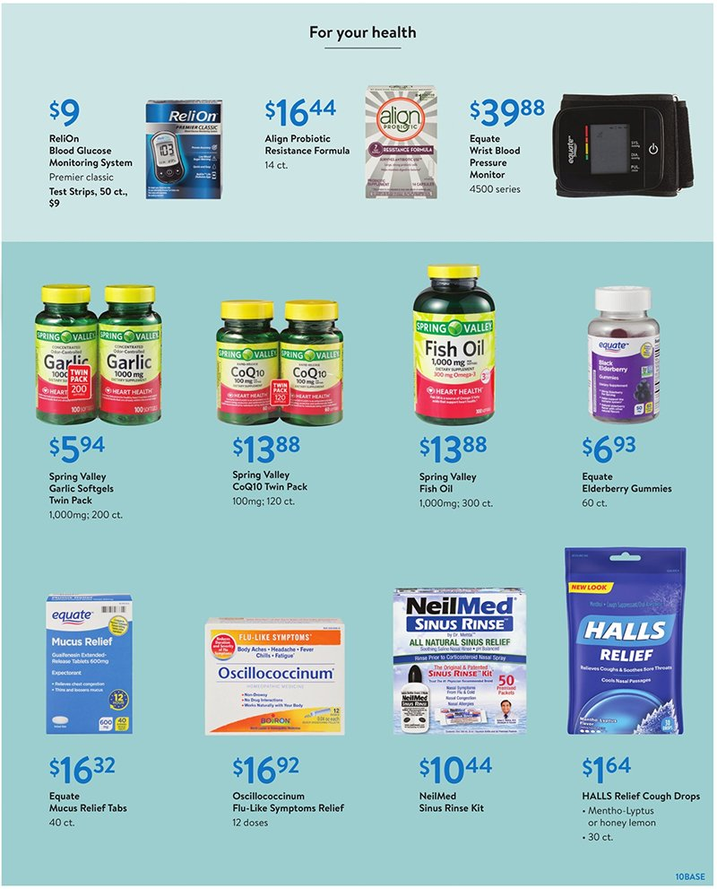 Walmart Weekly February 15 - 27, 2020 Page 10