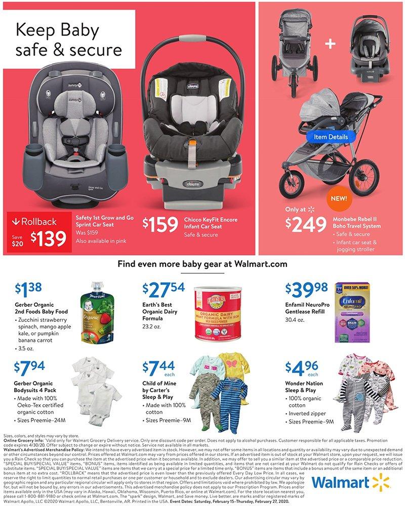 Walmart Weekly February 15 - 27, 2020 Page 11