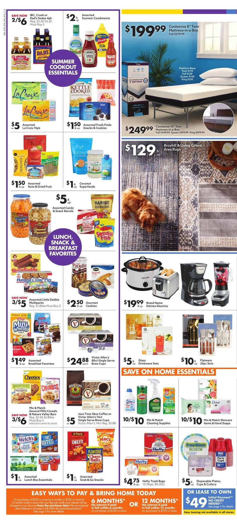 Big Lots Weekly July 25 - August 1, 2020 Page 2