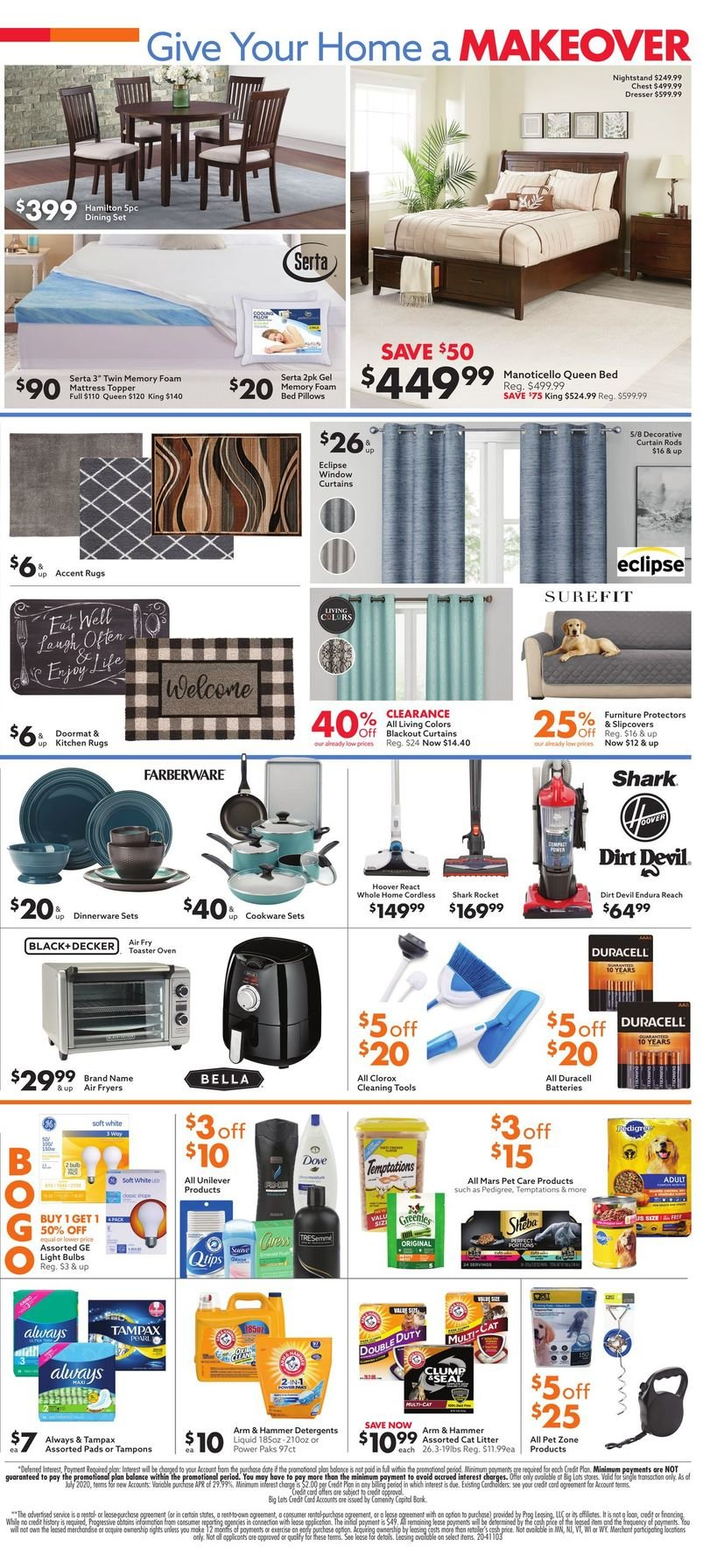 Big Lots Weekly July 25 - August 1, 2020 Page 3