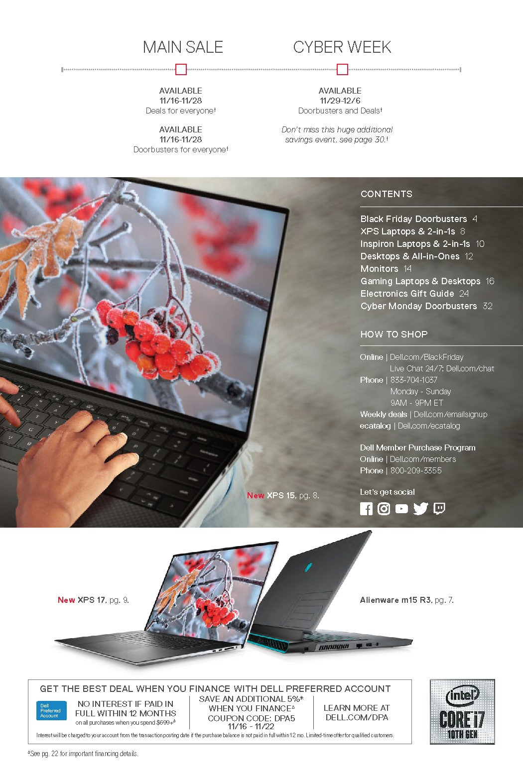 Dell Black Friday 2020 Page 3