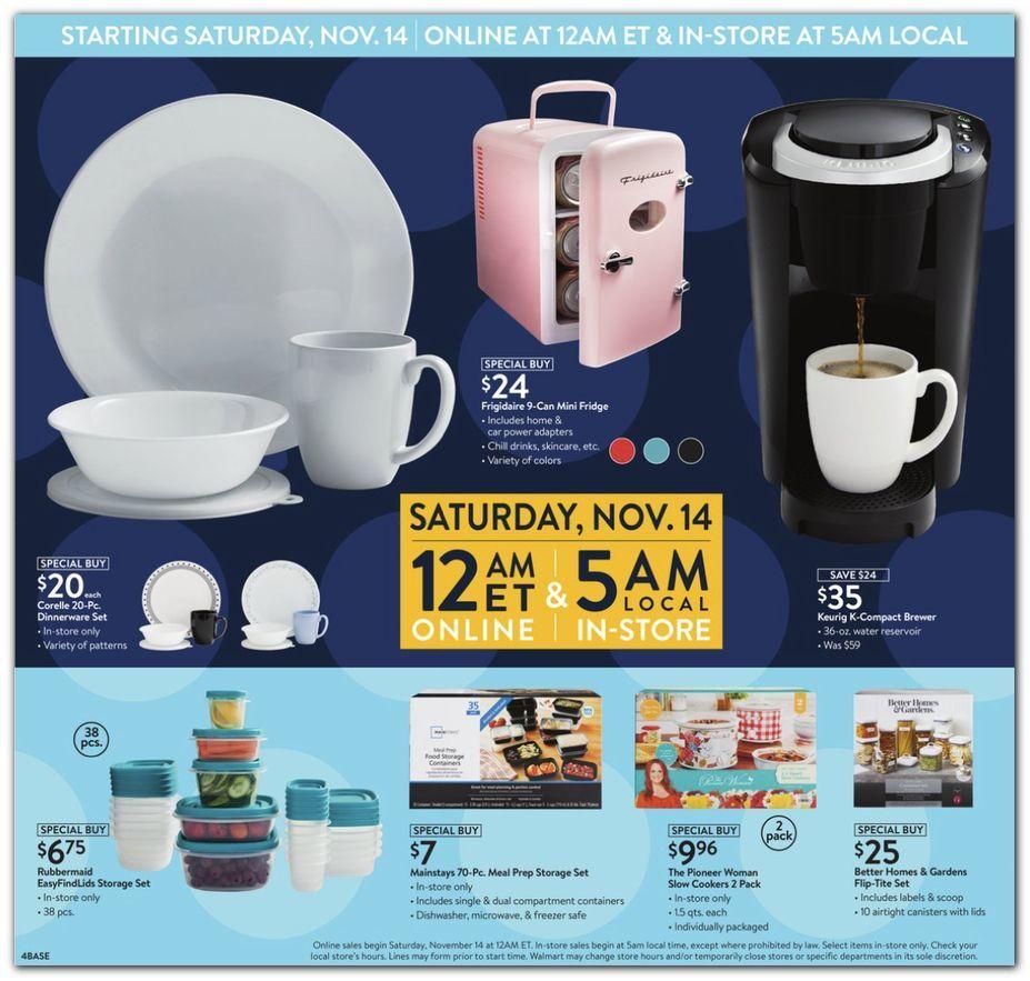 Walmart Black Friday November 11 - 15, 2020 Page 4