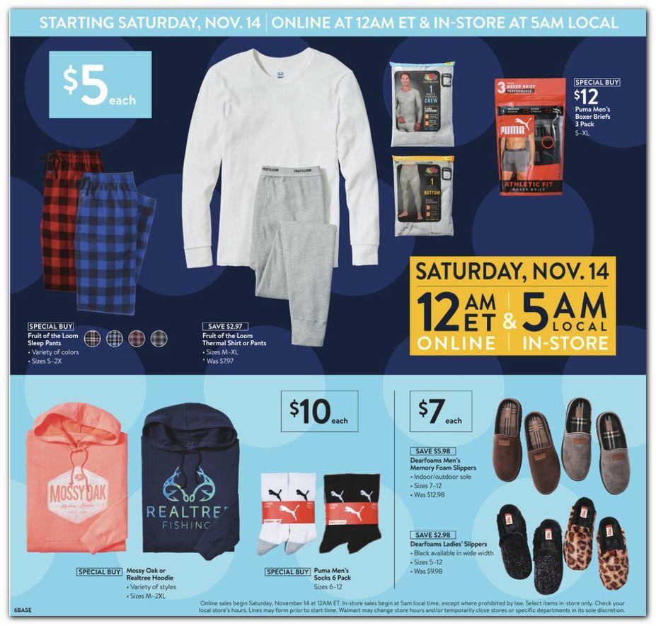 Walmart Black Friday November 11 - 15, 2020 Page 6