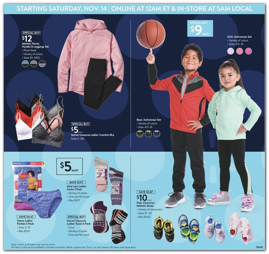 Walmart Black Friday November 11 - 15, 2020 Page 7