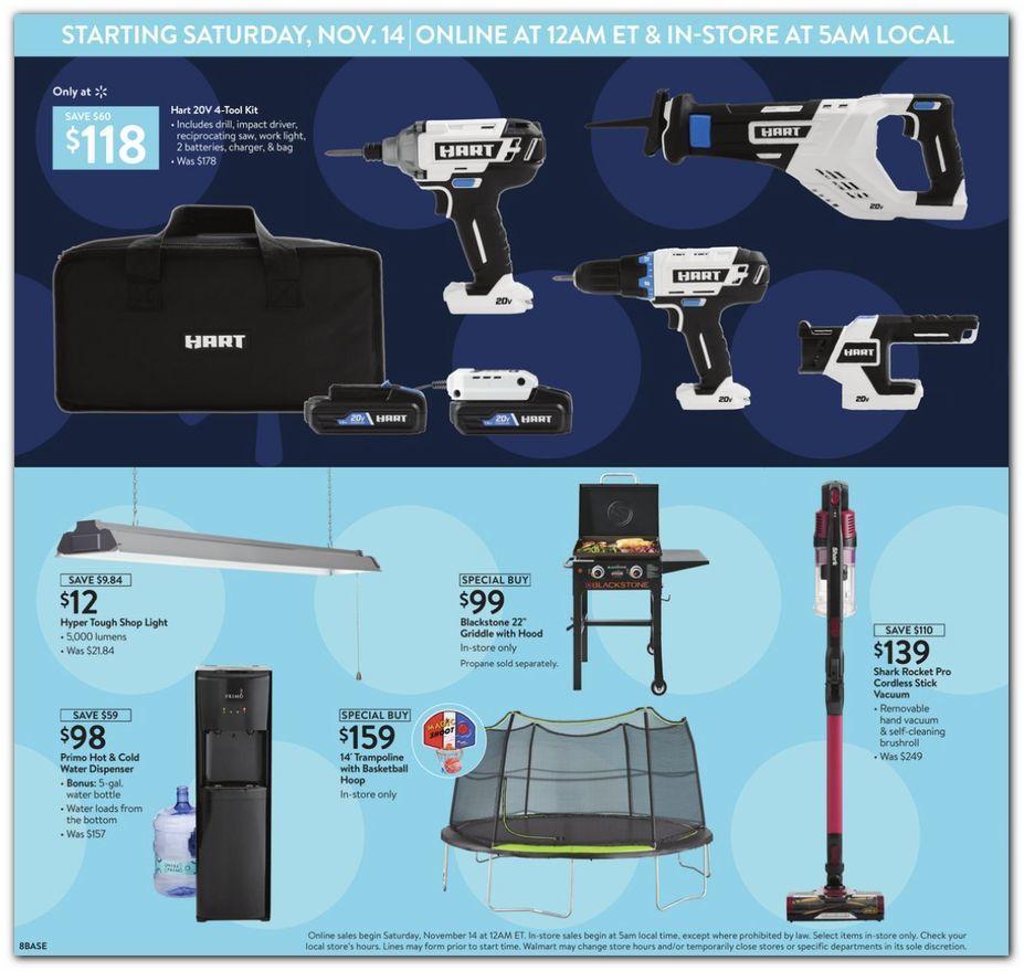 Walmart Black Friday November 11 - 15, 2020 Page 8