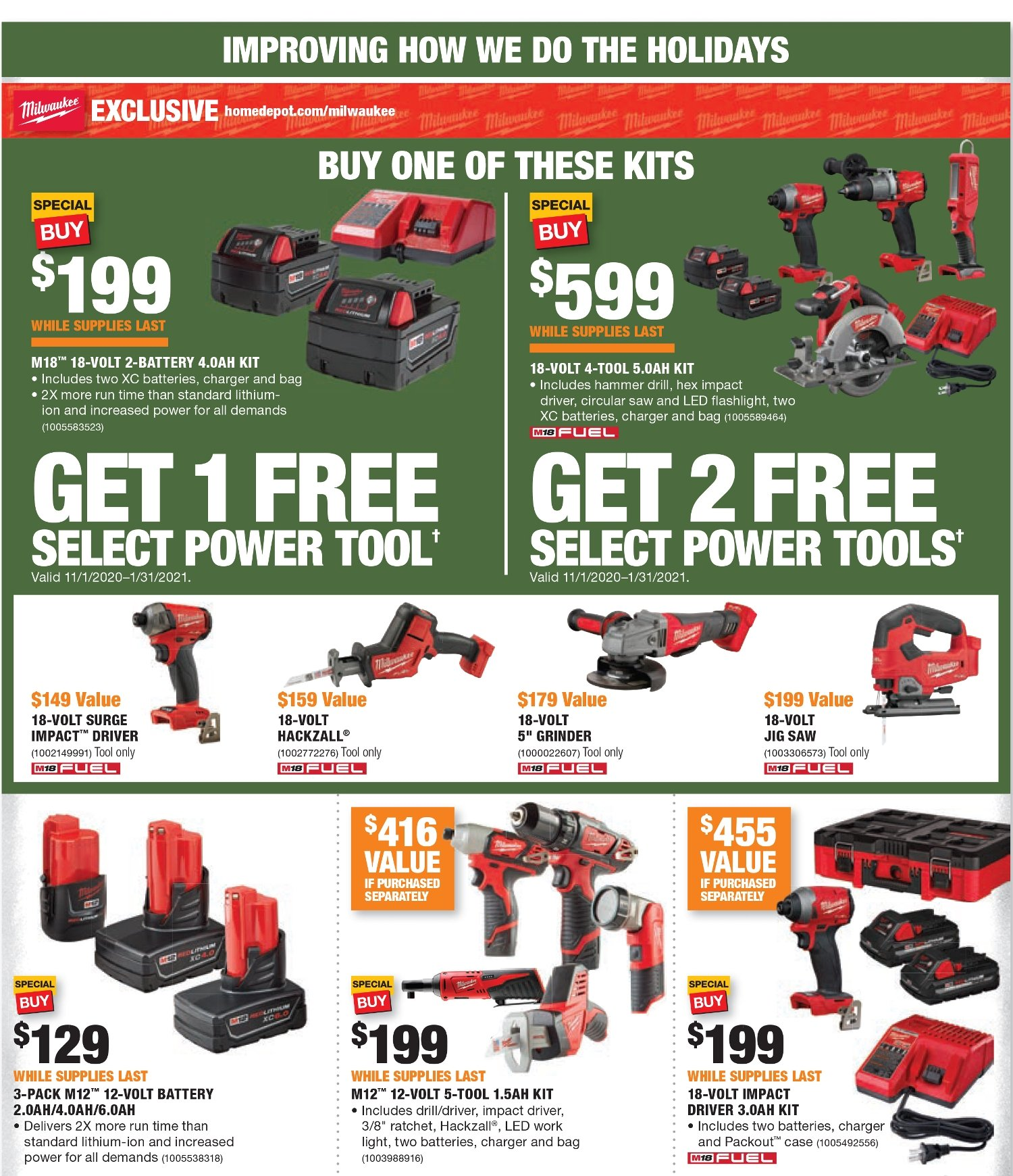 Home Depot Black Friday 2020 Page 11