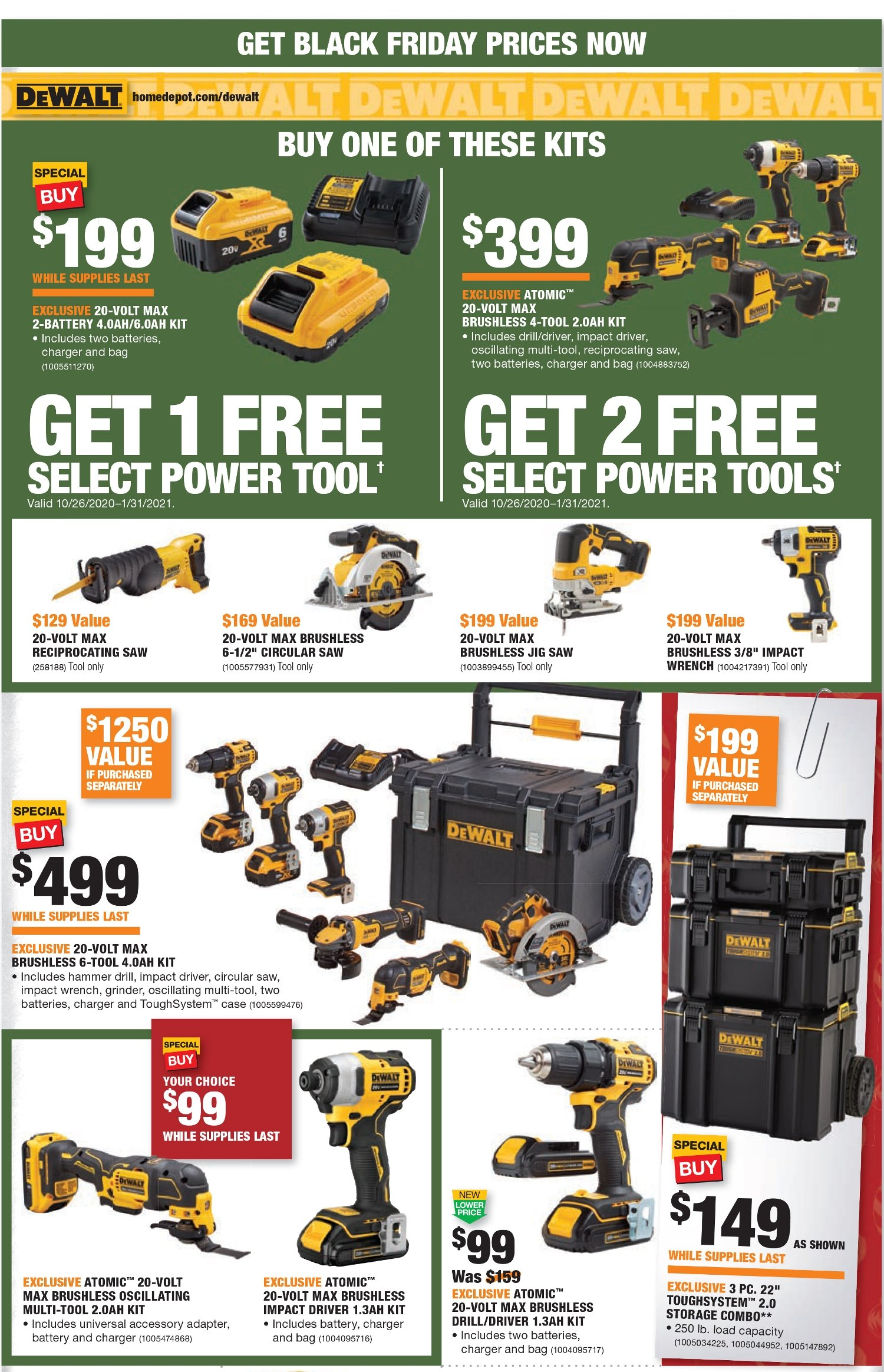 Home Depot Black Friday 2020 Page 13