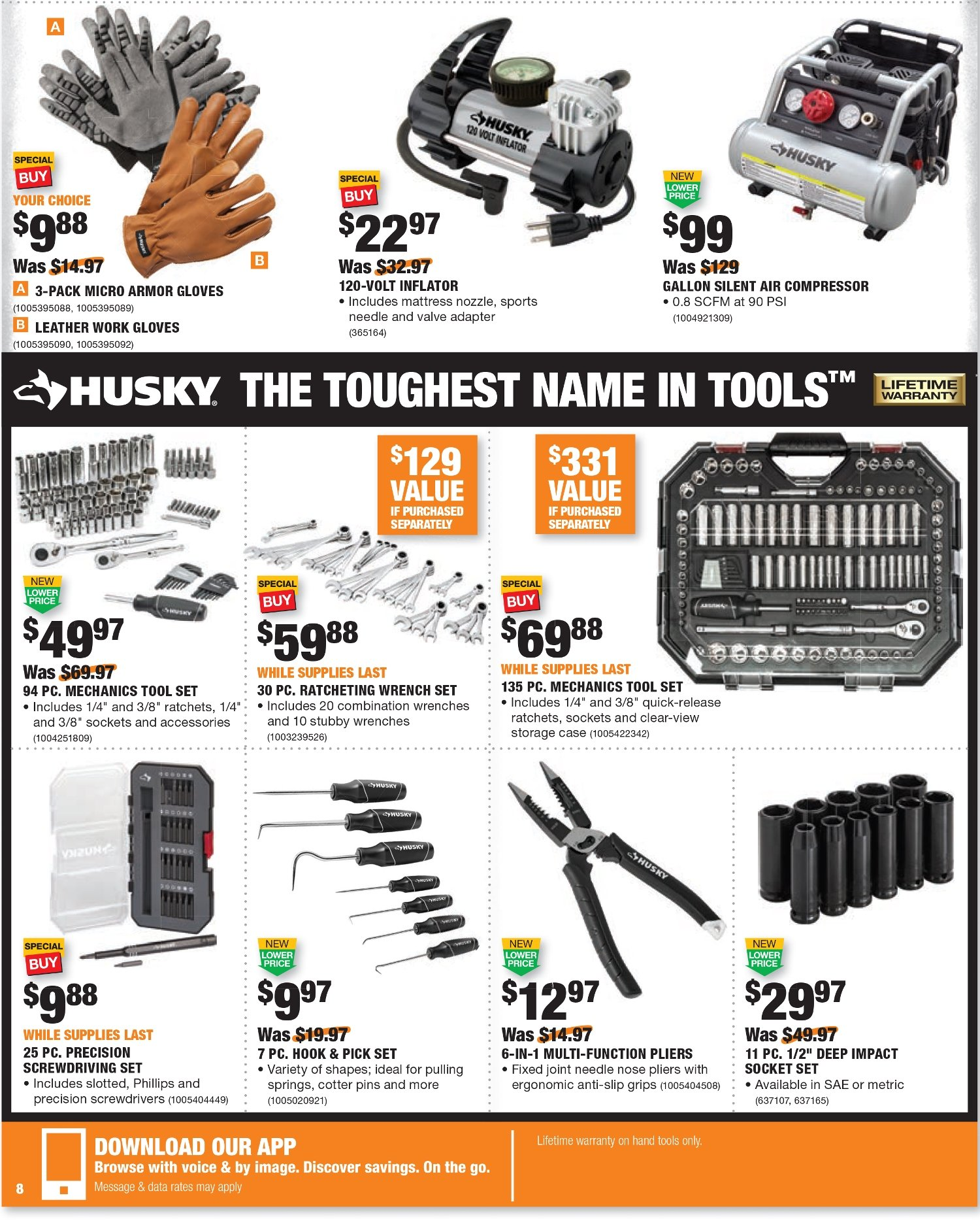 Home Depot Black Friday 2020 Page 16
