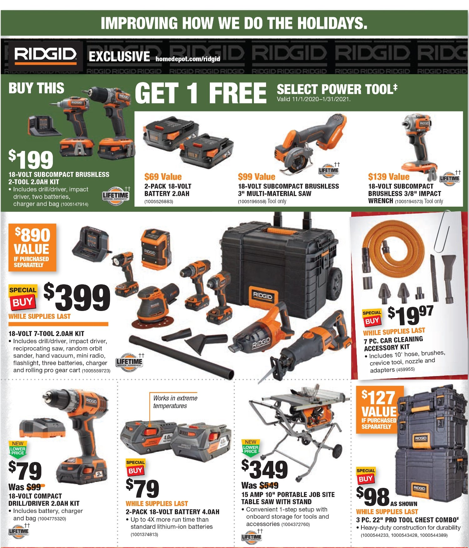Home Depot Black Friday 2020 Page 23