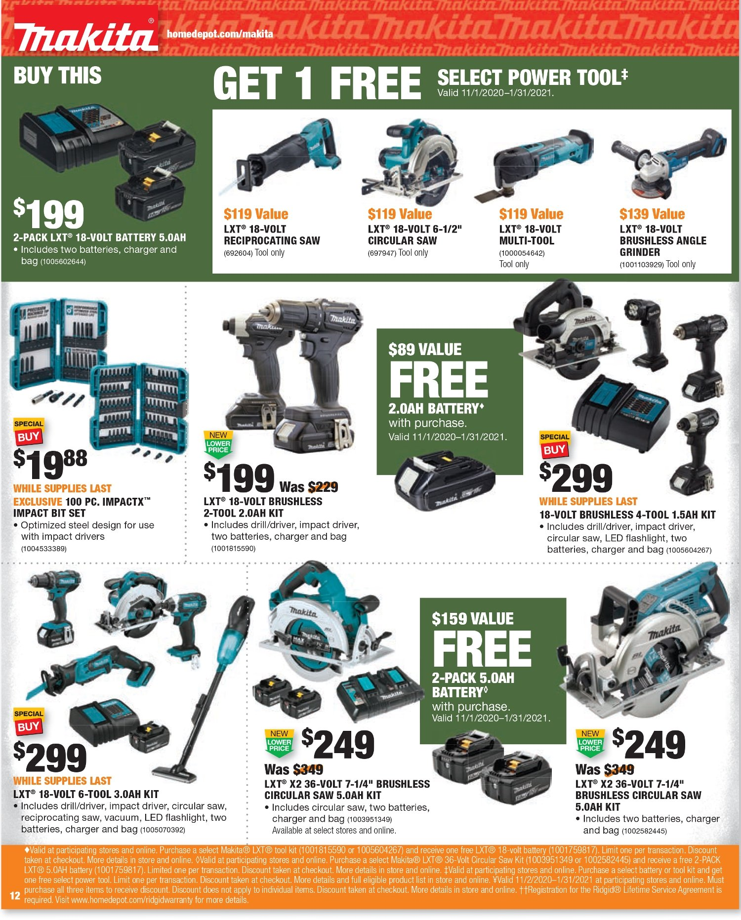 Home Depot Black Friday 2020 Page 24