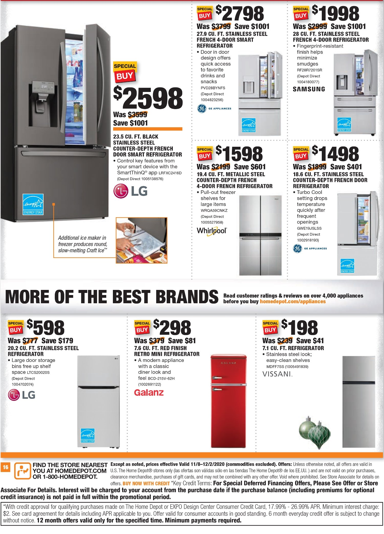 Home Depot Black Friday 2020 Page 32