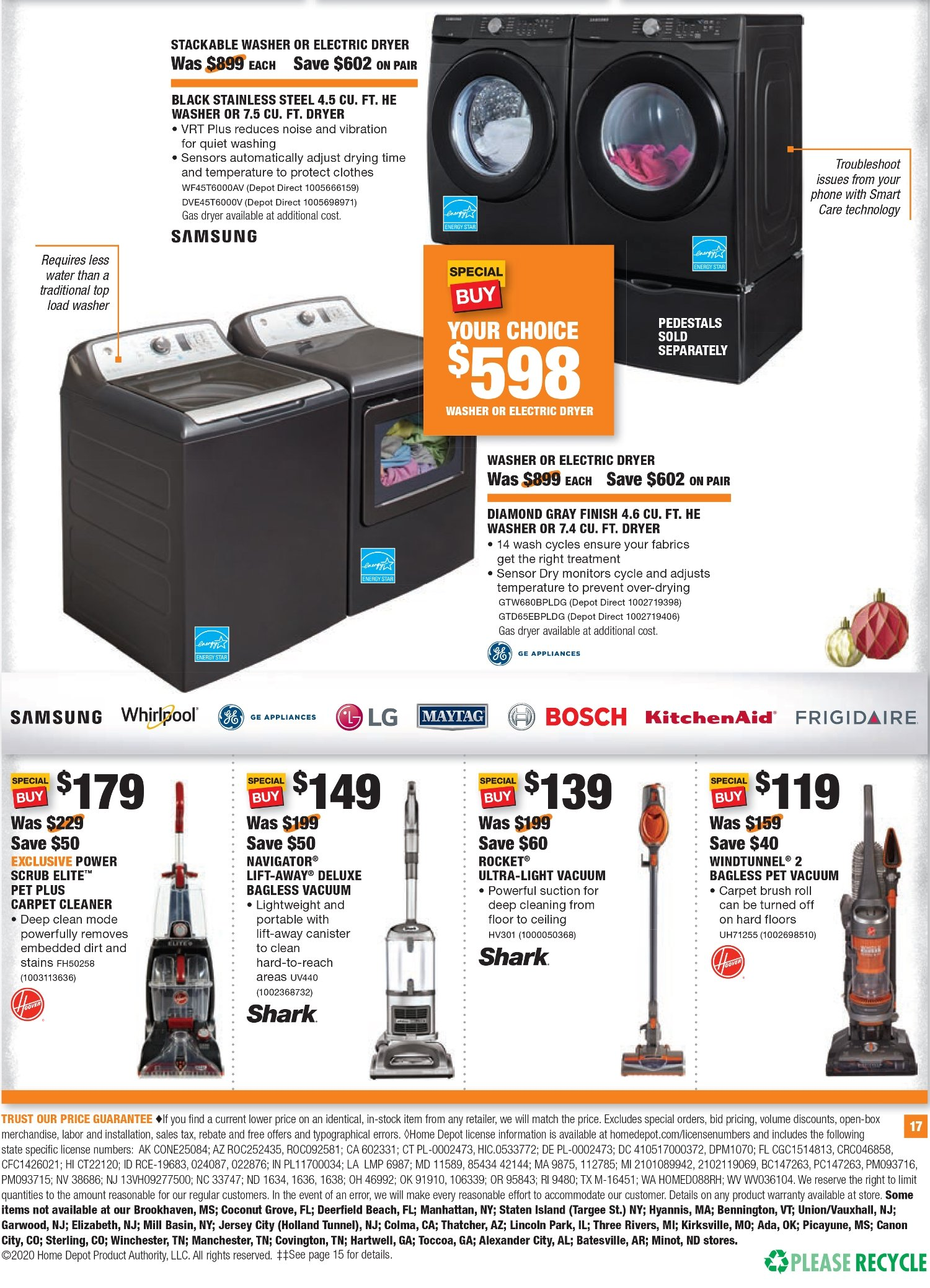 Home Depot Black Friday 2020 Page 34