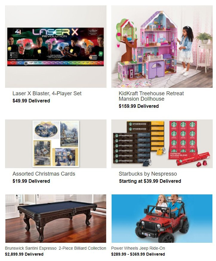 Costco Pre-Black Friday Online Only Sale 2020 Page 2