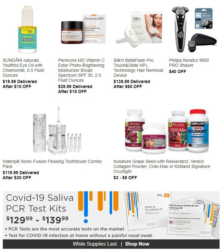 Costco Pre-Black Friday Online Only Sale 2020 Page 4