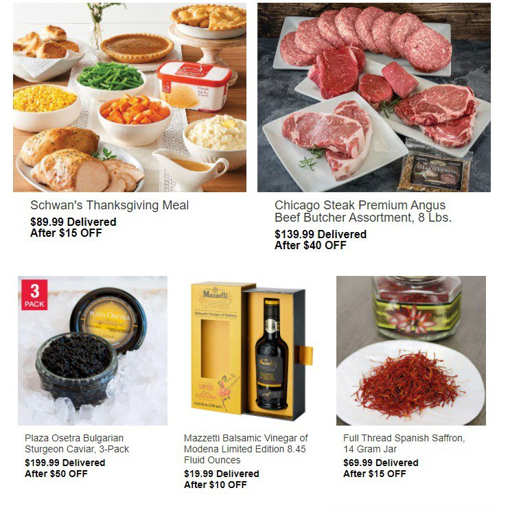 Costco Pre-Black Friday Online Only Sale 2020 Page 7