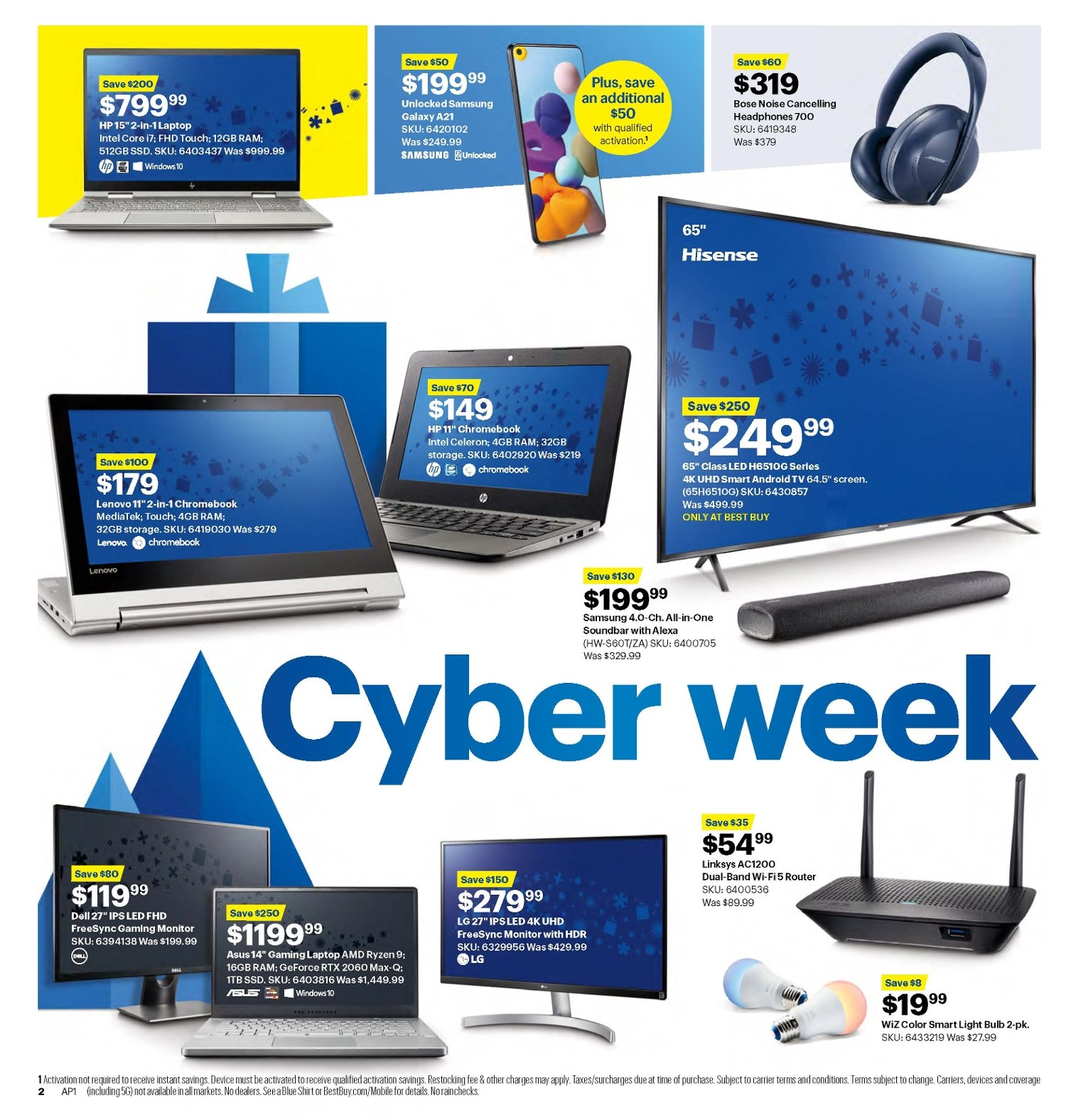 Best Buy Black Friday 2020 Page 4