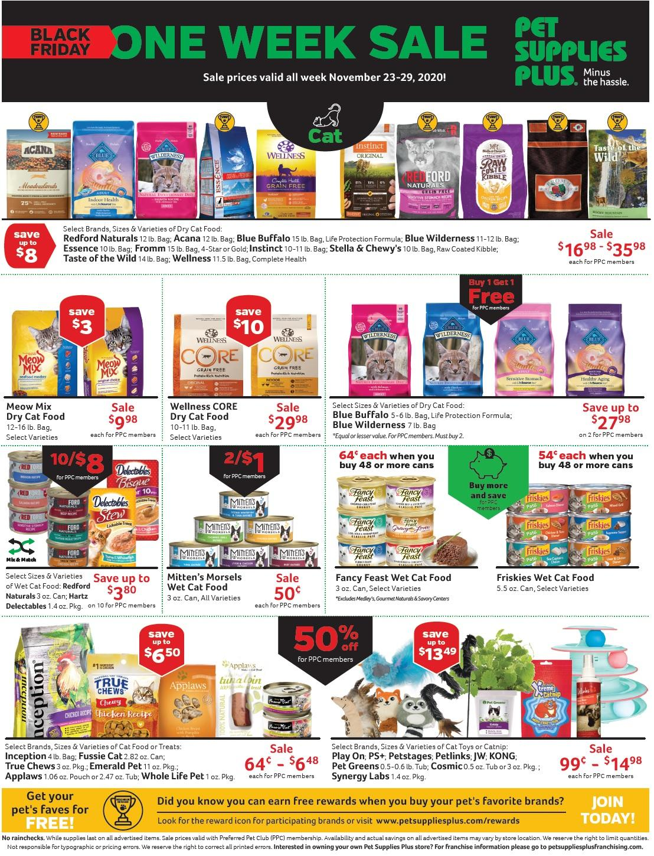 Pet Supplies Plus Black Friday 2020 Page 5