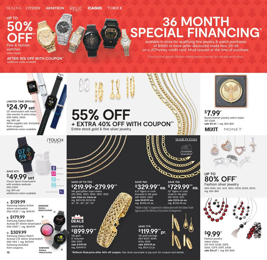 JCPenney Black Friday 2020 Page 10