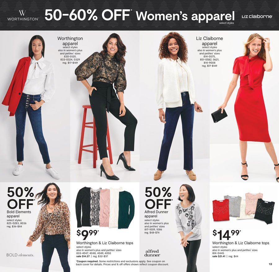 JCPenney Black Friday 2020 Page 13