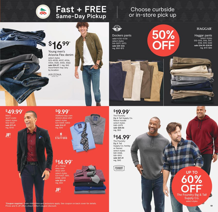 JCPenney Black Friday 2020 Page 19