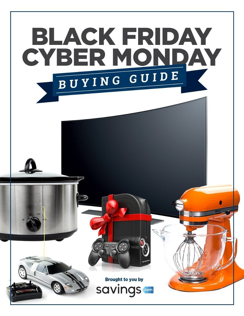 Black Friday and Cyber Monday Buying Guide 2020 Page 1