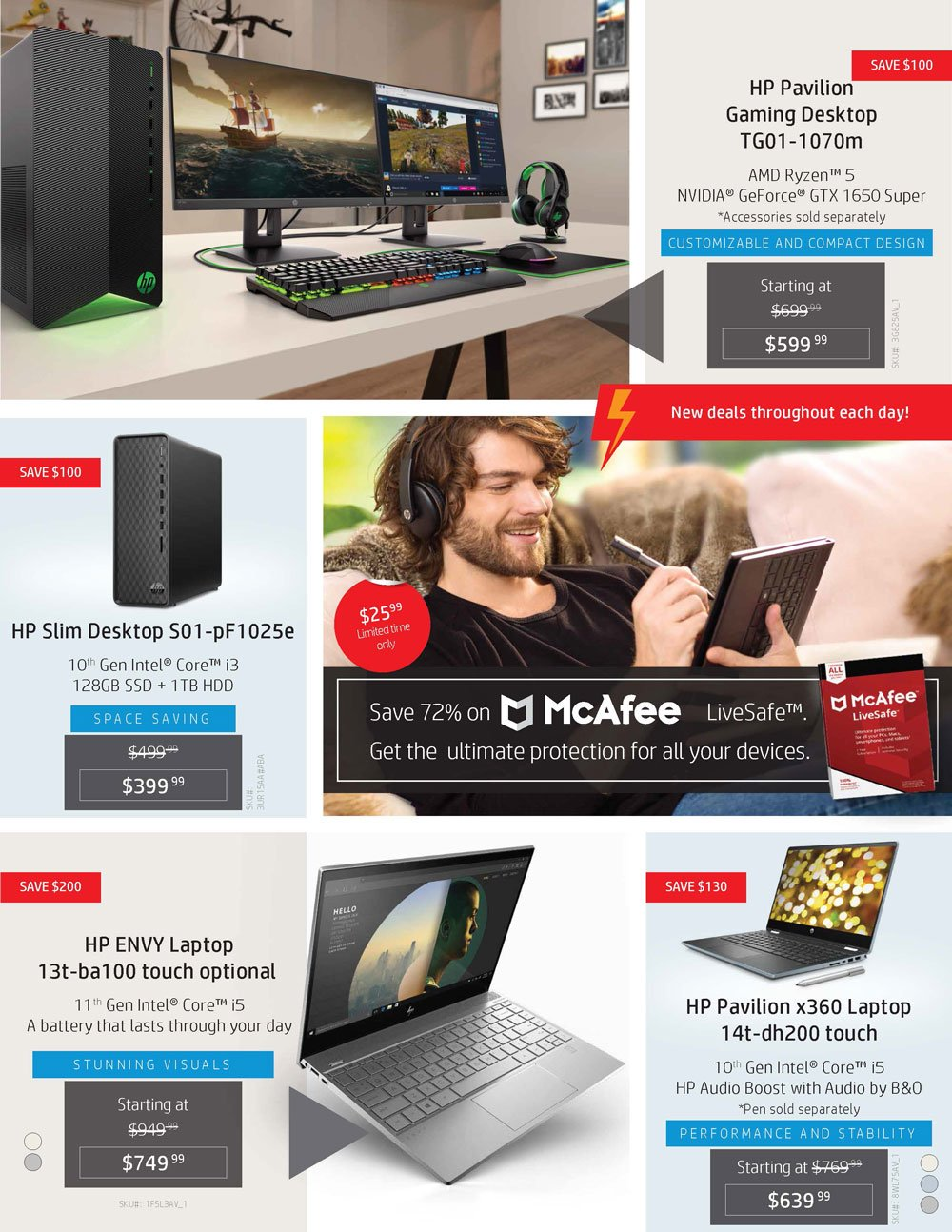 HP Black Friday 2020 Page 4
