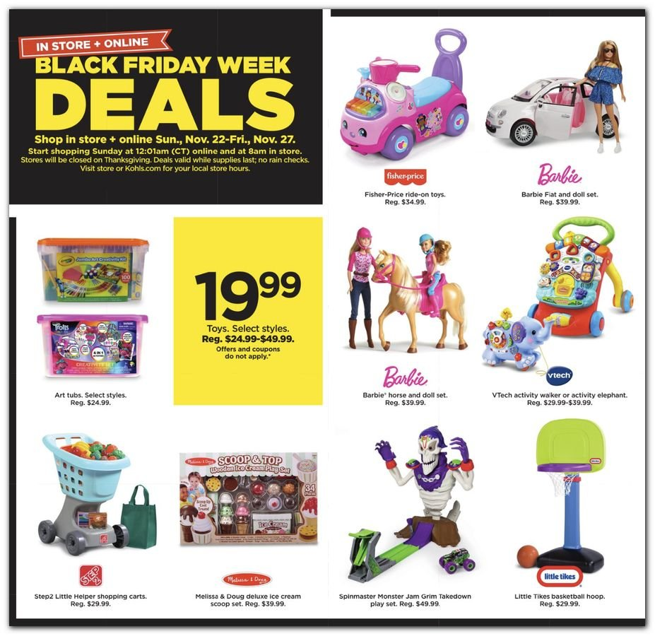 Kohl's Black Friday 2020 Page 6