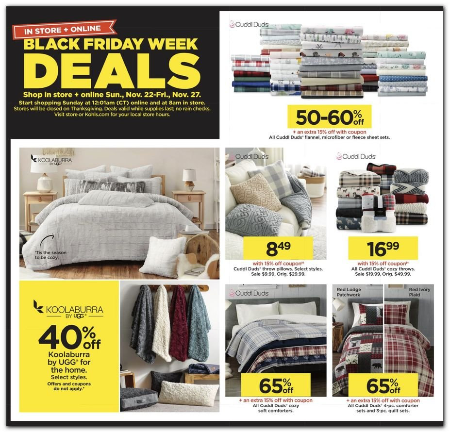 Kohl's Black Friday 2020 Page 14