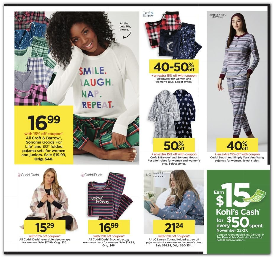 Kohl's Black Friday 2020 Page 25