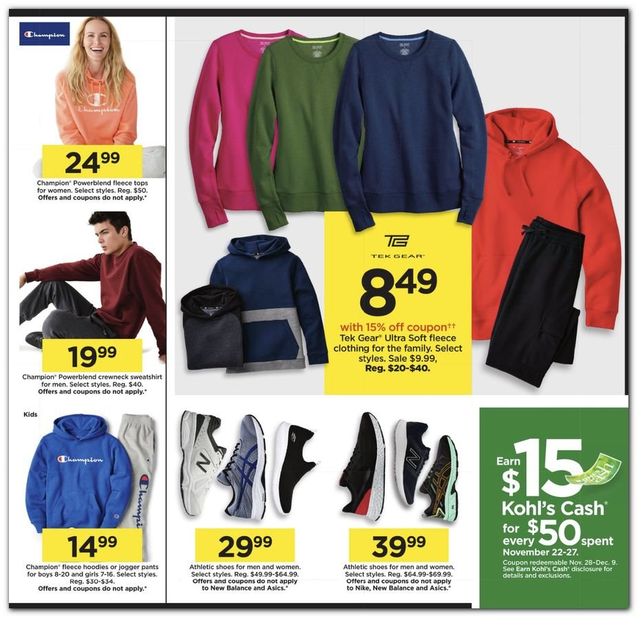 Kohl's Black Friday 2020 Page 37