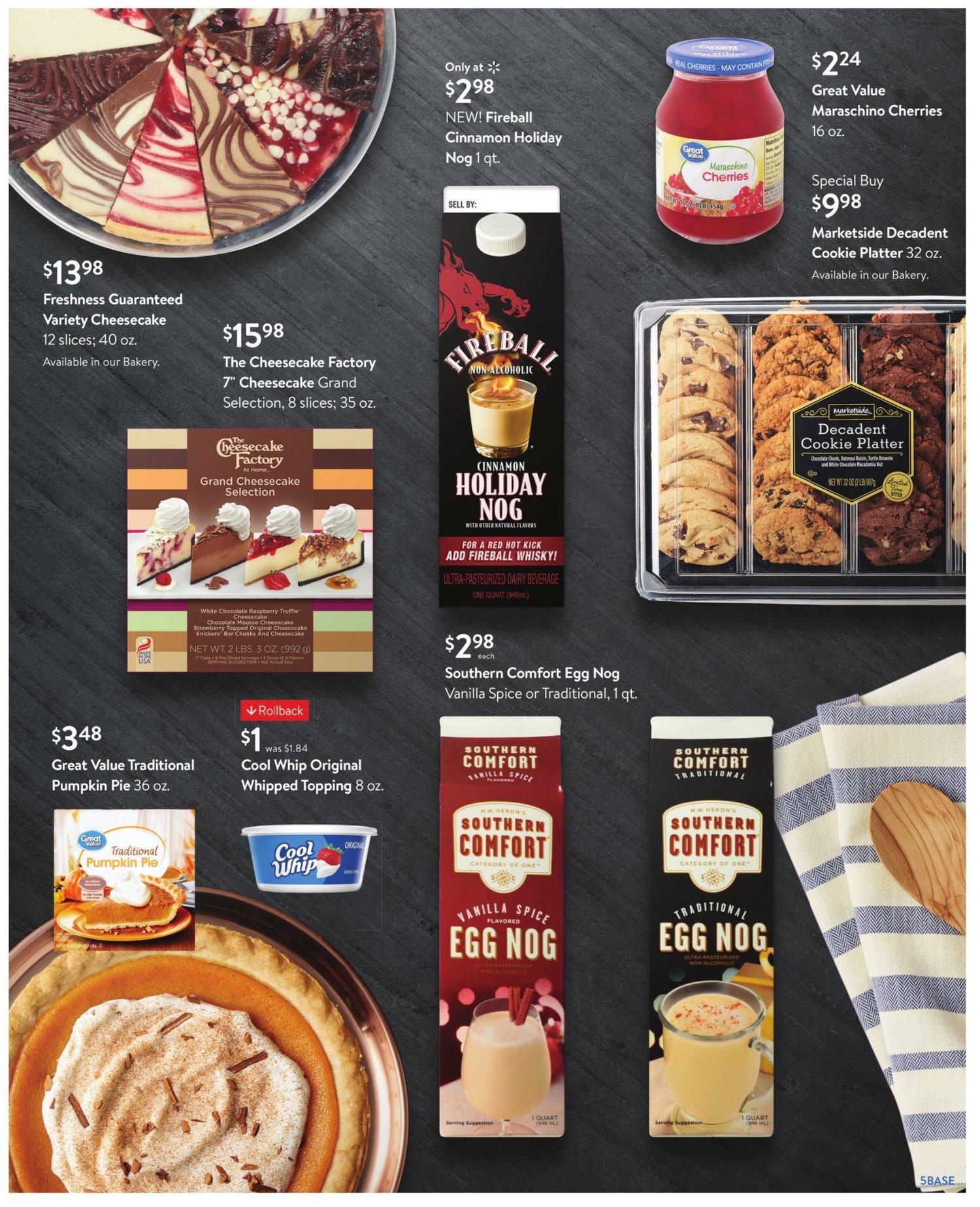 Walmart Weekly November 4 - 24, 2020 Page 5