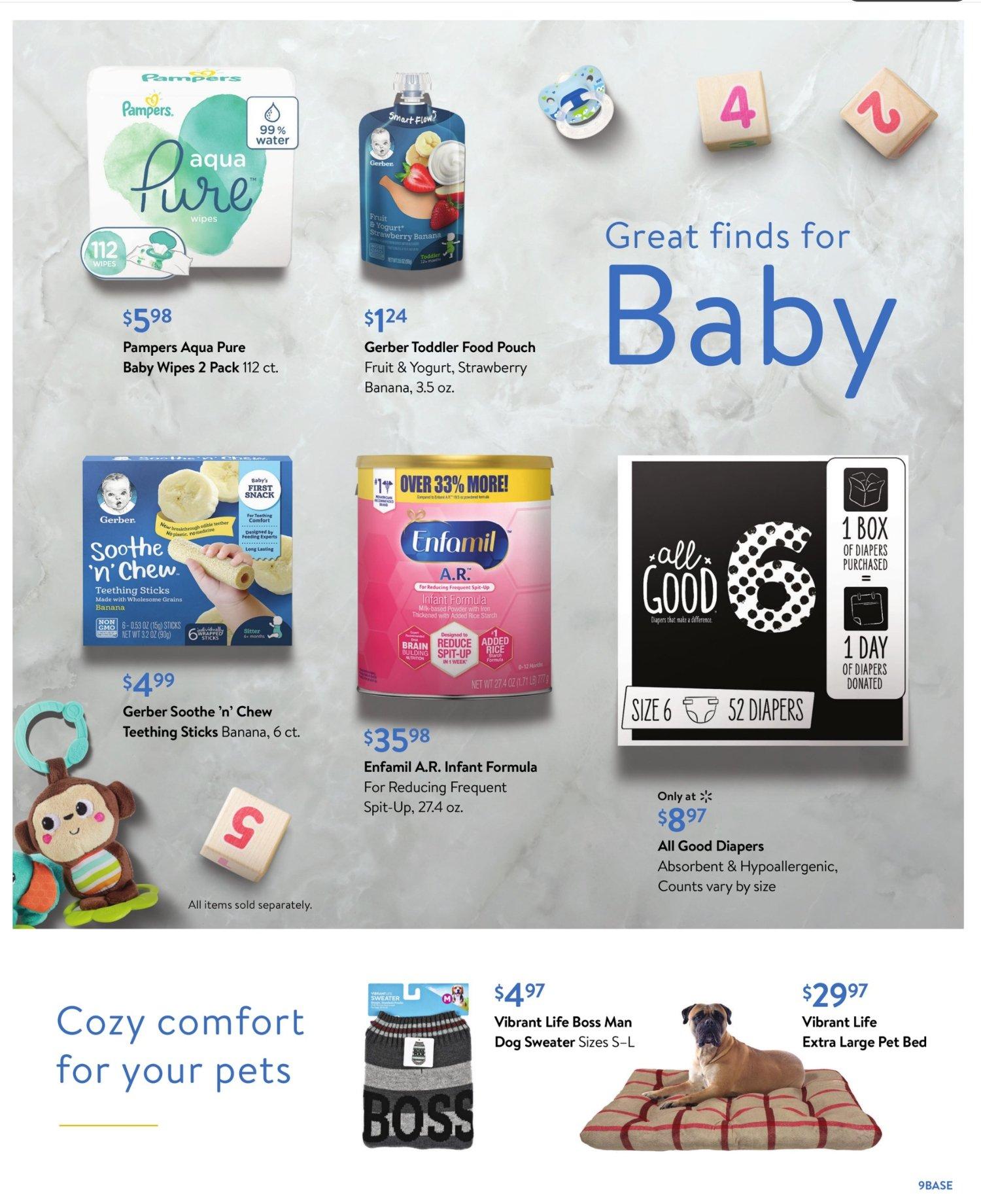 Walmart Weekly November 4 - 24, 2020 Page 9