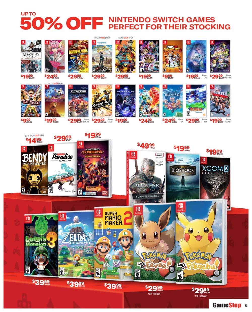 GameStop Black Friday 2020 Page 9