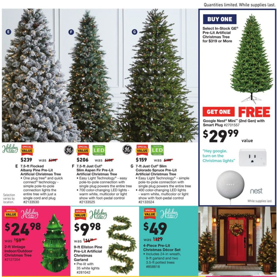 Lowe's Black Friday and Cyber Monday 2020 Page 9