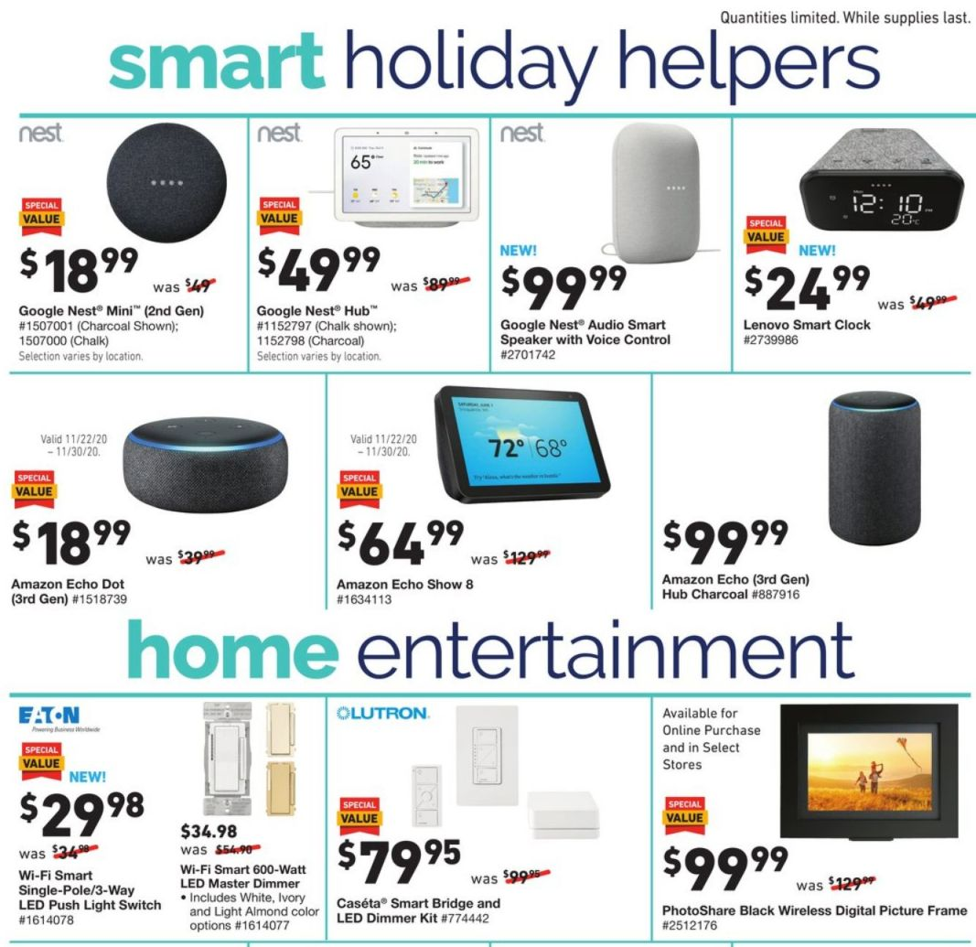 Lowe's Black Friday and Cyber Monday 2020 Page 11