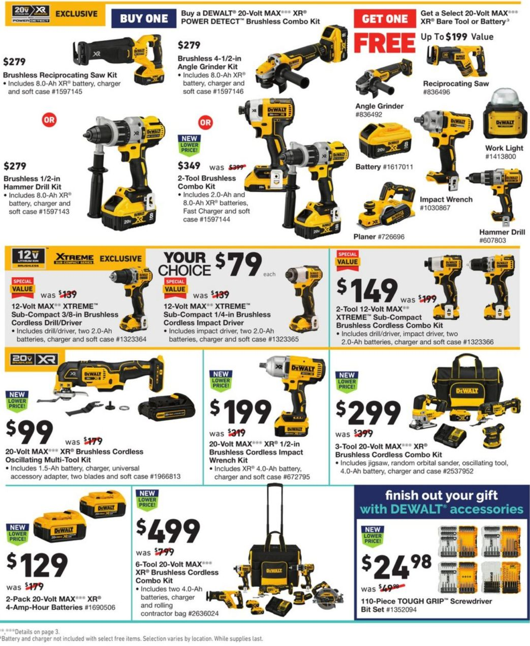 Lowe's Black Friday and Cyber Monday 2020 Page 20