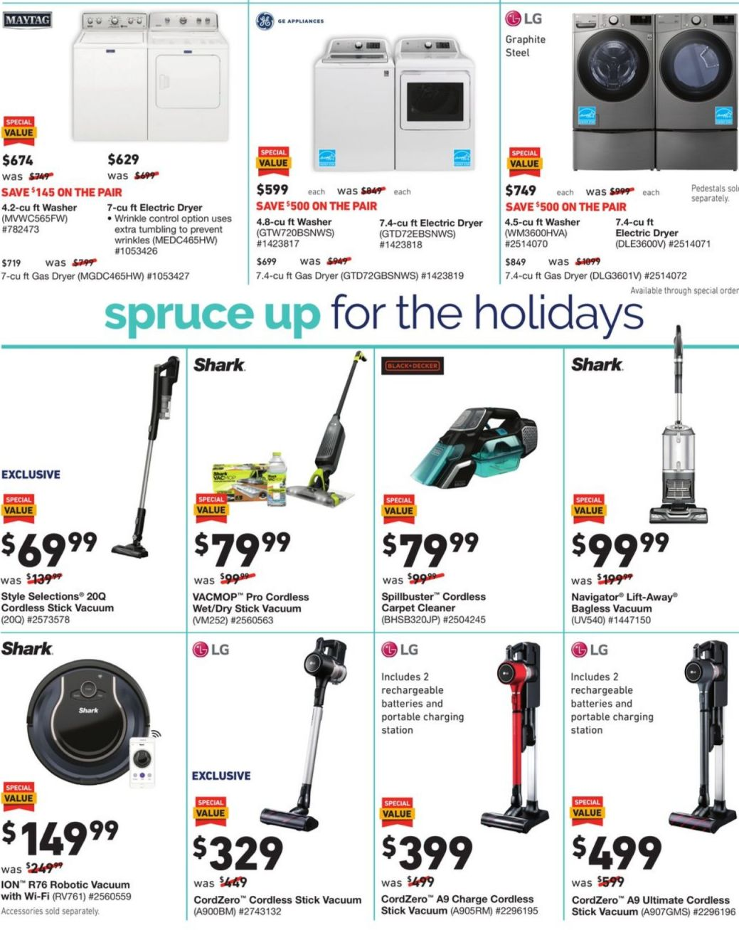 Lowe's Black Friday and Cyber Monday 2020 Page 26