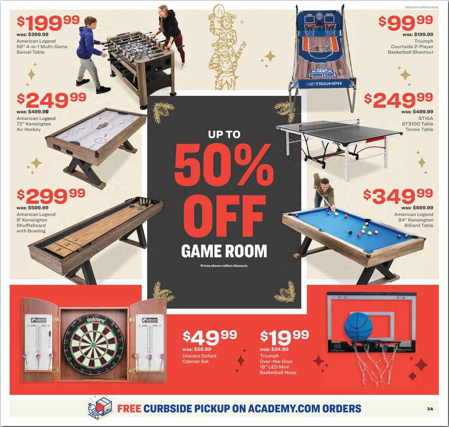 Academy Sports + Outdoors Black Friday 2020 Page 3