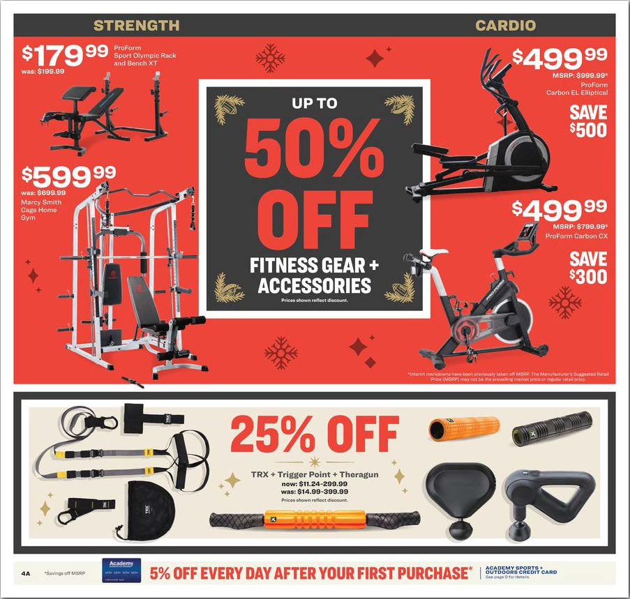 Academy Sports + Outdoors Black Friday 2020 Page 4