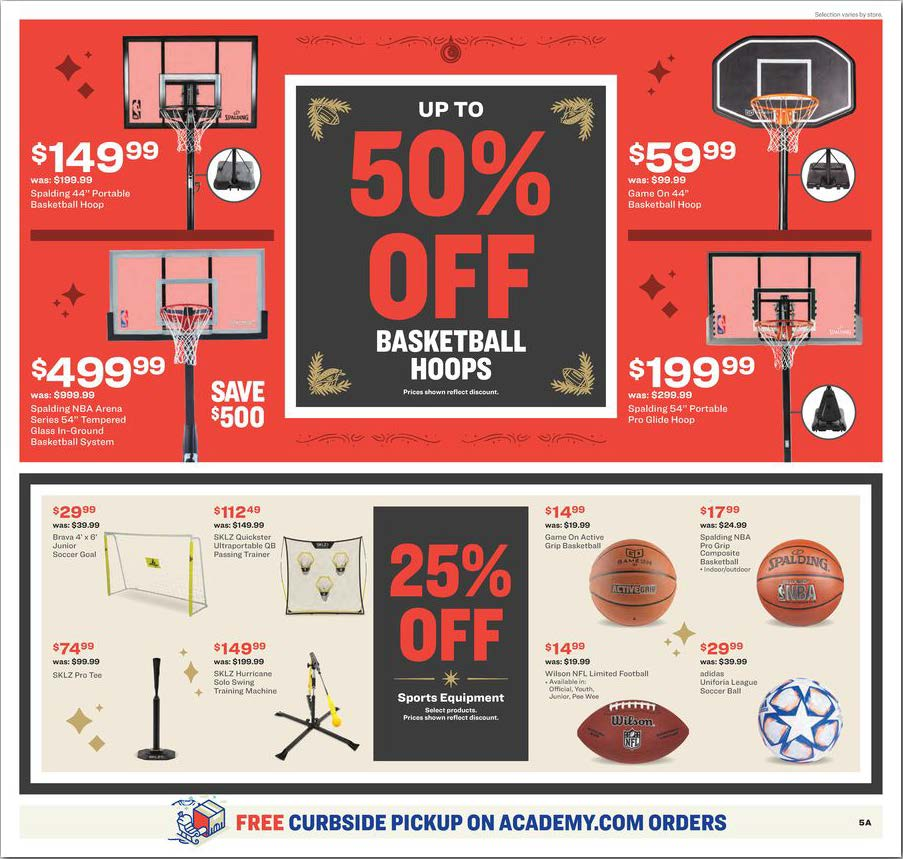 Academy Sports + Outdoors Black Friday 2020 Page 5
