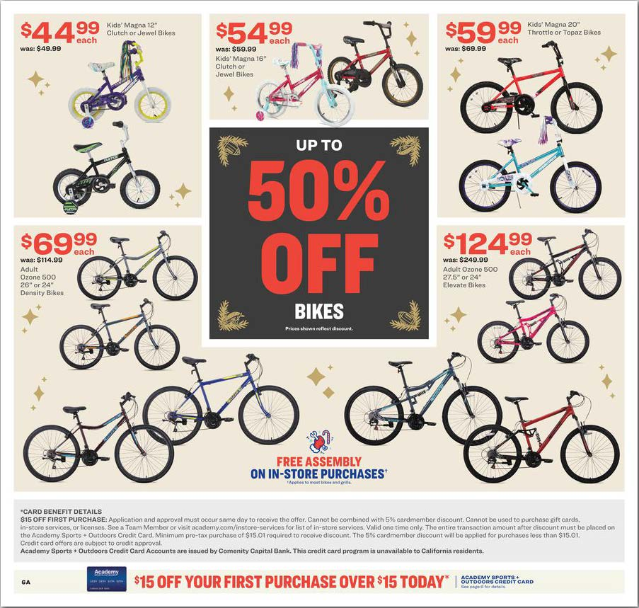 Academy Sports + Outdoors Black Friday 2020 Page 6