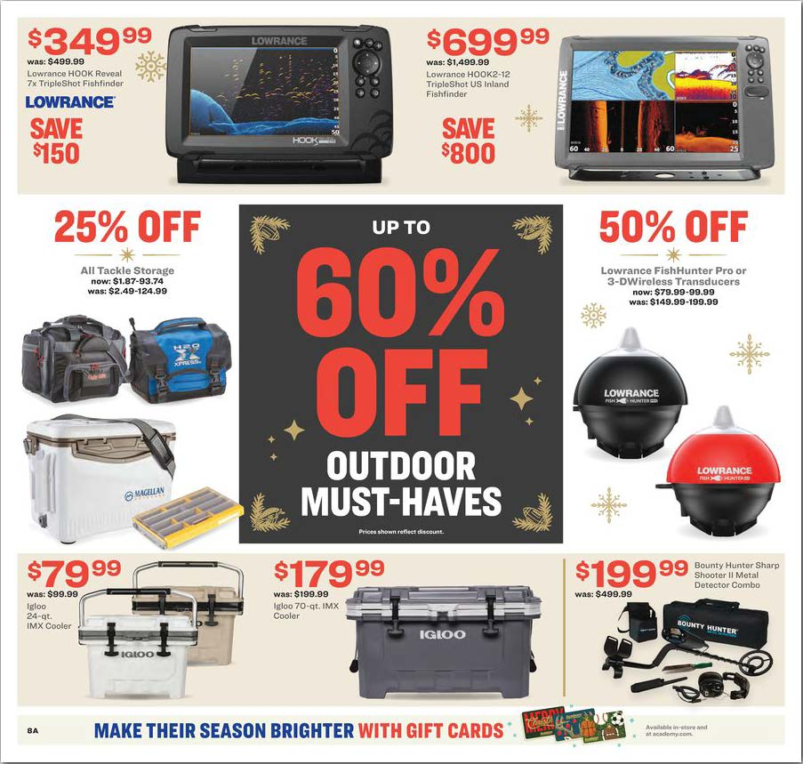Academy Sports + Outdoors Black Friday 2020 Page 8