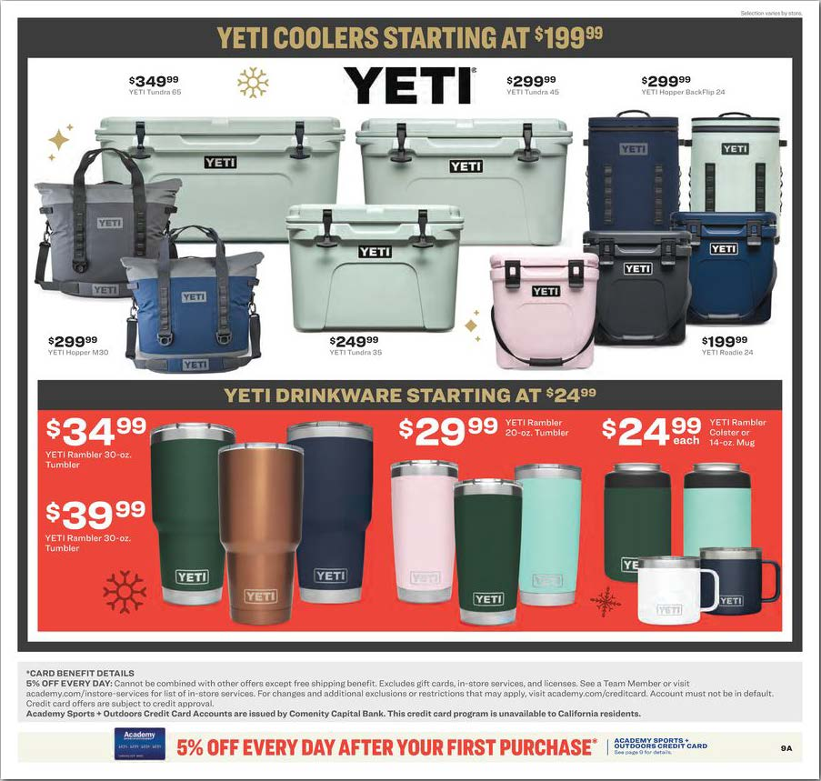 Academy Sports + Outdoors Black Friday 2020 Page 9