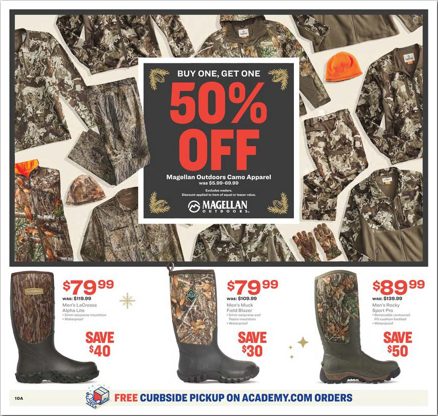Academy Sports + Outdoors Black Friday 2020 Page 10
